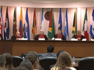 audiencia OEA